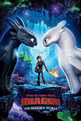 How To Train Your Dragon (One Sheet) - Maxi Poster 61cm x 91.5cm PP34451 - 615