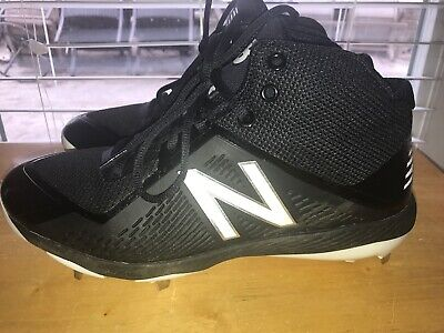 $99.99 2017 NEW BALANCE Mid-Cut 4040v4 M4040BK4 Men 10 2E WORN 1X