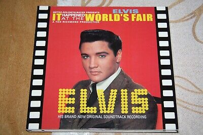 Elvis Presley FTD CD It Happened At The Worlds Fair Follow That Dream
