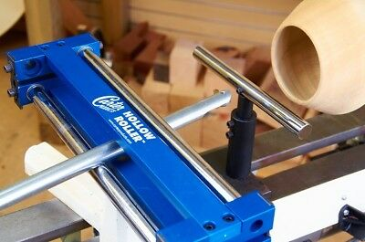 Carter Products Hollow Roller Lathe Boring and Hollowing
