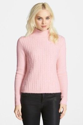 2acd4364a6 CHELSEA 28 WOMENS Turtleneck Sweater - Size XS - Pink  88 -  9.99 ...