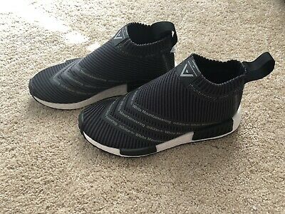 outlet store 08700 b97cd WHITE MOUNTAINEERING X ADIDAS NMD City Sock Size 8. S80529