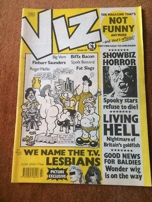 Viz Comic Issue No.47 FREE P&P UK