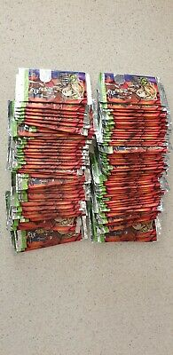 Jonny Quest JQ sealed new cards x 8 packets 1996 Upper deck