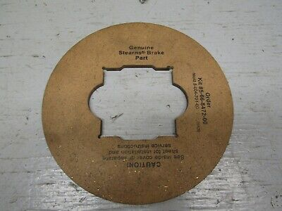 Stearns 5-66-8472-00 Friction Disc Kit