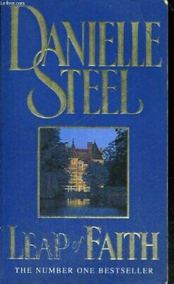 Leap of Faith by Danielle Steel Book The Cheap Fast Free Post