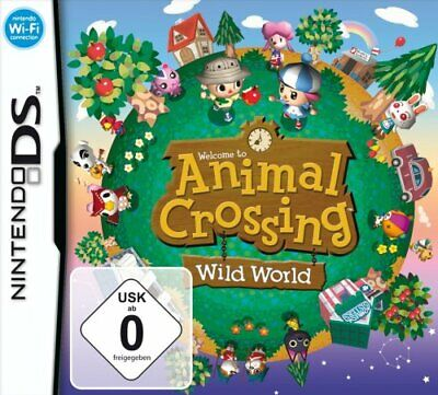 NINTENDO DS- Animal Crossing Dual Screen - Game - Game  16VG The Cheap Fast Free