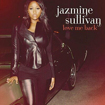 Love Me Back - Jazmine Sullivan CD 26VG The Cheap Fast Free Post The Cheap Fast
