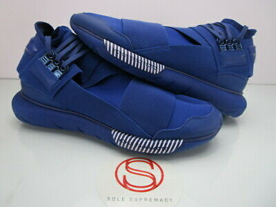 26fa1de55 DS ADIDAS Y3 Qasa High S83175 BLUE 10.5 -  103.50