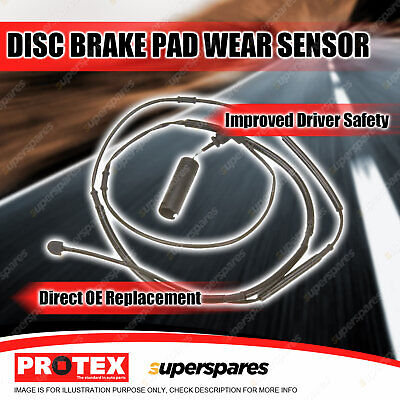 Protex Rear Disc Brake Pad Wear Sensor For BMW 316ti 318 320 323 325 328 330 E46