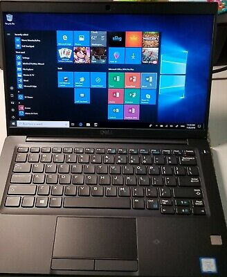 NEW DELL LATITUDE 7390 i7-8650+FullHD TOUCH+DOCK+16GB  RAM+512GB+Office+CASE=7490
