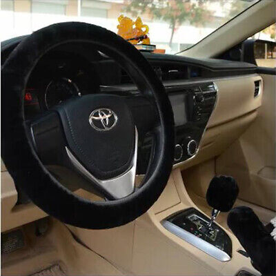 . CAR ACCESSORIES INTERIOR Fluffy For Girl Women Cute Decoration Auto Styling