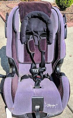 Safety 1st Alpha Omega Convertible Reclining Car Seat (Rear/Front) Facing