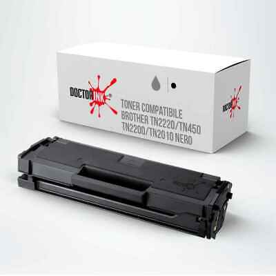 Toner Compatibile Brother TN2220/TN450/TN2200/TN2010 Nero
