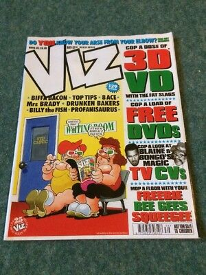 Viz Comic Issue No.139 FREE P&P UK