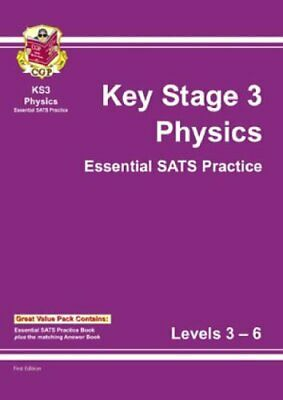 KS3 Physics Essential Practice Questions & Answers - L... by CGP Books Paperback