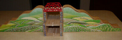 Mountain Tunnel Thomas The Tank Engine Friends Learning Curve Wooden Railway