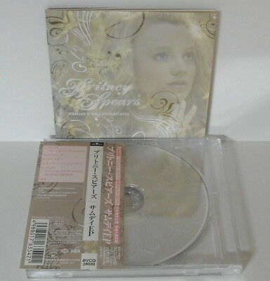- Britney Spears, Someday EP, CD JAPAN, 2005, BVCQ-28030, 5tracks,