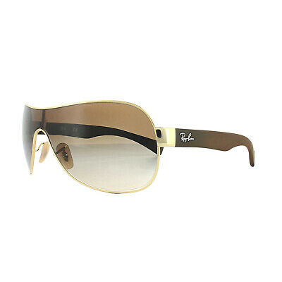 36ee784b271 RAY-BAN SUNGLASSES 3541 001 13 Gold Brown Gradient - EUR 104