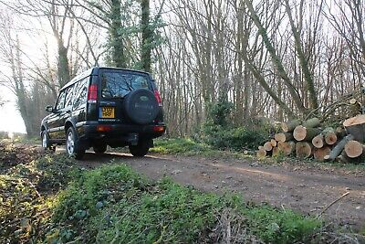 2002 Landrover Discovery 2 TD5 94k miles, full service history.