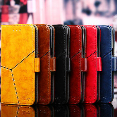 For Samsung M10 M20 S10 A8S S10e Flip Leather Stand Wallet Case With Card Slot