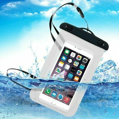 Waterproof Underwater Case Cover Bag Dry Pouch for iPhone Samsung Smart Phones