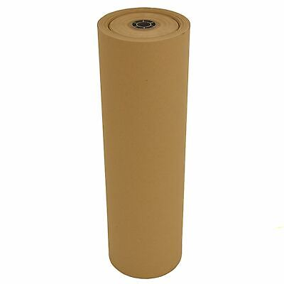 Recycled Roll of Brown Paper Packaging – 90 gsm