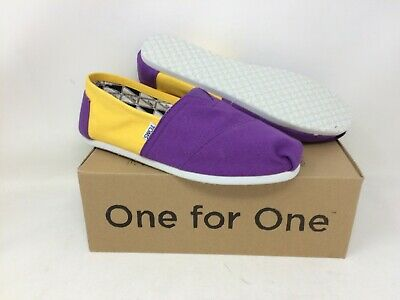 164c688610e NEW! MEN S TOMS Campus Classics USC Casual Slip On Loafer Shoe rt ...