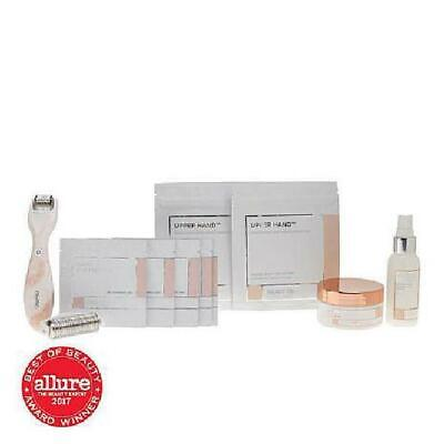 2Beauty Bioscience GloPRO + Body Roller,  Prep Pads + Hand Patches Marble Blush