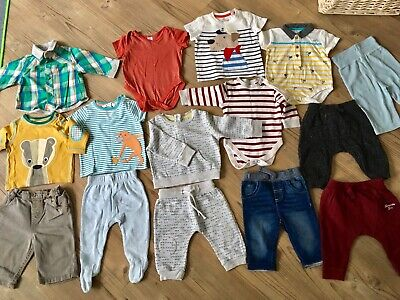 3-6 Month Boys/Baby Spring/Summer Clothing Bundle