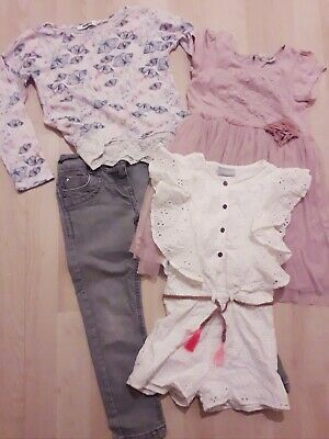 Girls bundle,Next,Matalan,Pepco,jeans,dress,jumpsuit,jumper,5-6years