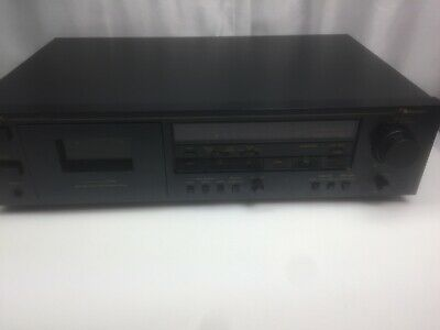 Nakamichi CR-2A Cassette Deck - Tested and Works