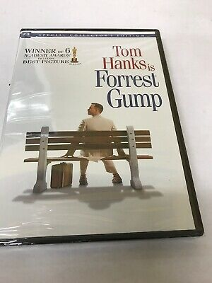 Forrest Gump Special Collector's Edition DVD New