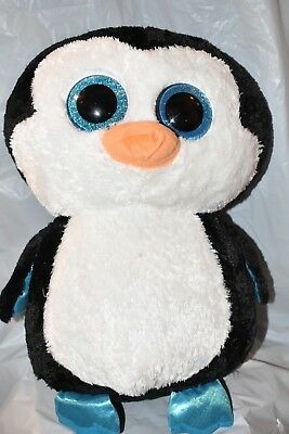 52070dc863c TY BEANIE BOOS Waddles Penguin 16