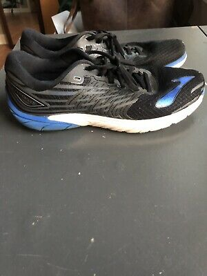 485e91c430f34 Brooks 110225 1D 074 Pure Cadence 5 Running Shoes-Men s 10 D Black Blue