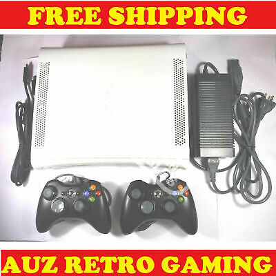 Refurbished 120GB Xbox 360 Console Pack