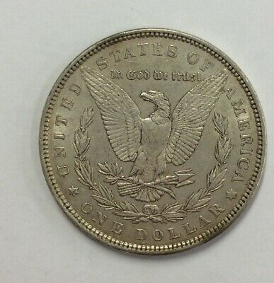 1889 'Morgan' Silver Dollar - gEF