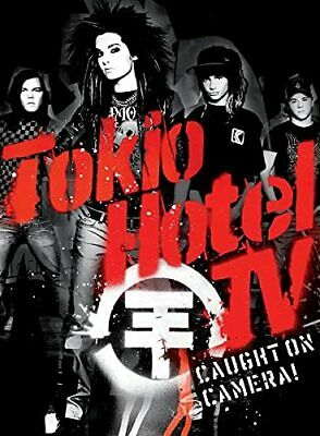Tokio Hotel - Caught On Camera ! - DVD  A8VG The Cheap Fast Free Post