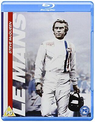 Le Mans [Blu-ray] [1971] [Region Free] - DVD  RSVG The Cheap Fast Free Post