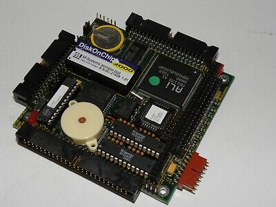 WinSystems PCM-SX SBC with 32mb Disc on Chip