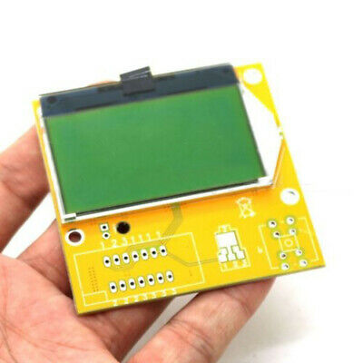 DIY Graphical Tester Capacitor+Inductance+Resistor+SCR Resistor LCR-T3 Stock