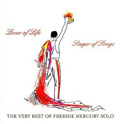 Lover of Life, Singer of Songs: The Very Best of Freddie Mercury Solo CD NEW