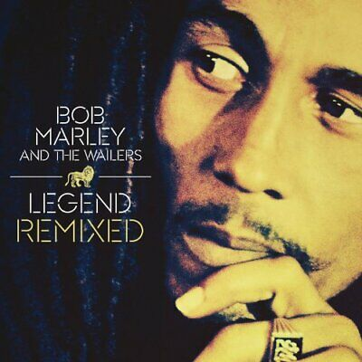 Bob Marley and The Wailers - Legend Remixed CD NEW