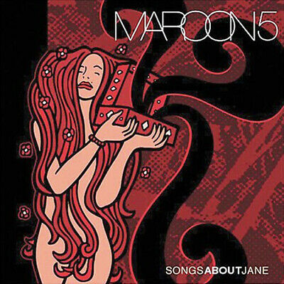 Maroon 5 - Songs About Jane CD NEW