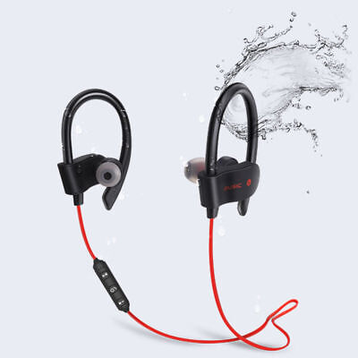 Bluetooth Wireless Headphones Sporting Running Earphones Water- Resistant