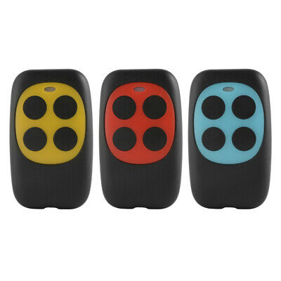 Wireless 433mhz RF Cloning Remote Control Transmitter LED for Car Garage Door