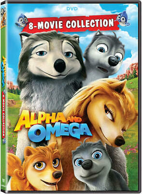 Alpha and Omega: 8 Movie Collection (2 Disc) DVD NEW