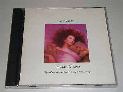 Kate Bush - Hounds of Love (2000)