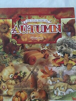 Hunkydory Little Book Of Autumn Sample Pack 24