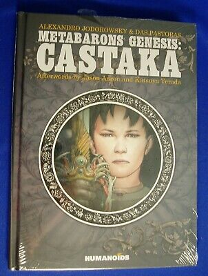 Metabarons Genesis; Castaka: Jodorowsky & Das Pastoras . HC, New, factory sealed